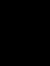 男性のシロアリ駆除業者のイメージシルエット